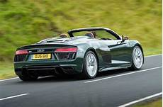 Audi R8 Spyder V10 Plus 2017 Review Autocar