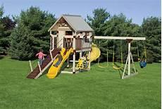 kid swing set kid s outdoor playsets swing sets vinyl swing sets for