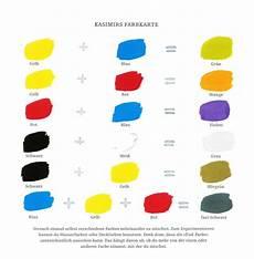 wie mischt man rot acrylfarben mischen tabelle