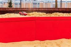 Sandkasten Aus Rundholz Selber Bauen 187 Eine Anleitung