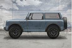 2020 ford bronco look the best look at the 2020 ford bronco gear patrol