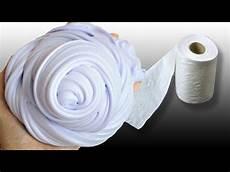ohne kleber papier schleim diy fluffy schleim fluffigen