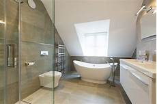 Sloped Ceiling Attic Bathroom Ideas by Sloped Ceiling Ideas With Loft Conversion Bathroom