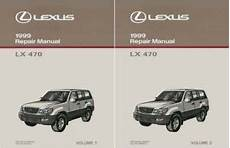 free service manuals online 2003 lexus lx windshield wipe control 1999 lexus lx 470 shop service repair manual book engine drivetrain oem ebay