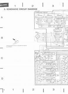 Pioneer Eq 600 Sch Service Manual Schematics