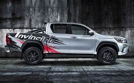 2017 Toyota Hilux Invincible 50  Wallpapers And HD Images