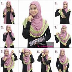 Colourful Collections Tudung Syria Shawls Inner