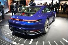 new 2019 porsche 911 eighth generation sports car