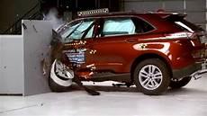 ford edge test iihs 2015 ford edge small overlap crash test