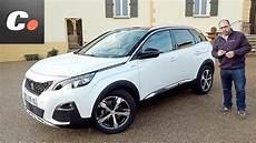 peugeot 3008 suv primera prueba test review