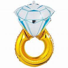 aliexpress com buy crystal ring shape balloon engagement wedding supplies foil helium balloon