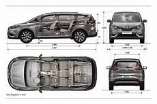 Ford Galaxy Kofferraum Maße - renault espace tce 200 edc 2015 autokatalog ma 223 e und