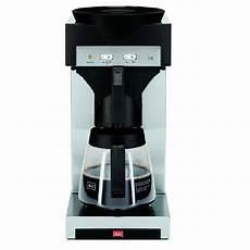 melitta m 170 m robuste filterkaffeemaschine mit glaskannen