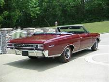 1966 Chevelle SS 396 Convertible 4 Speed For Sale