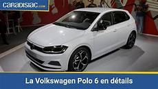 pr 233 sentation la volkswagen polo 6 en d 233 tails