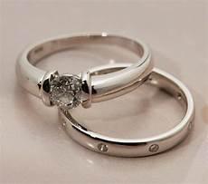 platinum diamond engagement wedding ring com582