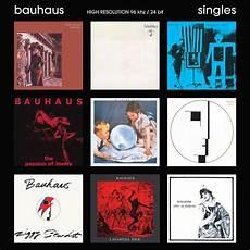 bauhaus singles remastered