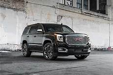 gmc launches 2018 yukon denali ultimate black edition motor trend canada