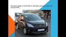 ford c max ii grand c max jak wymienić filtr kabinowy