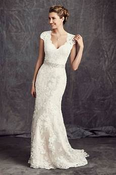 Lace Wedding Gowns Uk the most popular lace wedding dresses according to