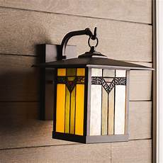 shop allen roth vistora 11 75 in h bronze outdoor wall light at lowes com outdoor wall
