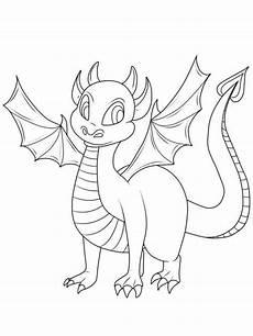 Malvorlagen Drachen Kostenlos Kostenlose Malvorlage Ritter Und Drachen Drache Zum Ausmalen