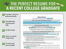 information on business insider singapore 8 reasons this is an excellent resume for a recent college