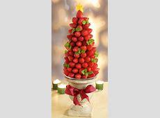 strawberry holiday tree_image