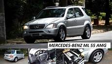 Garagem Do Bellote Tv Mercedes Ml 55 Amg