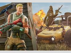 Fortnite Vs. PUBG   Which Game Is Better?