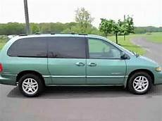 how do cars engines work 1999 dodge caravan electronic toll collection 1999 dodge caravan 148k miles clean runs excellent 2 450 youtube