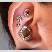 Unique Ear Pier...