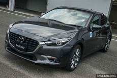 Driven 2017 Mazda 3 Facelift Impressions Of The
