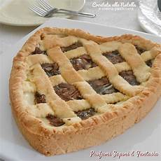 crostata crema pasticcera e nutella crostata alla nutella e crema pasticcera ricetta molto facile per i pi 249 golosi ricette
