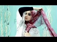 Tutorial Pashmina Zaskia Sungkar Style