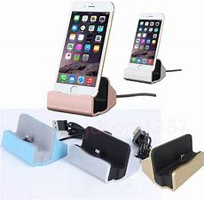 iphone 5 ladestation sync charger charging station cradle stand for