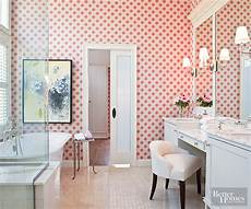 wallpaper bathroom ideas bathroom wallpaper ideas better homes gardens