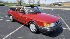 automobile air conditioning service 1988 saab 900 parking system 1988 saab 900 turbo convertible 65k original miles very nice for sale photos technical