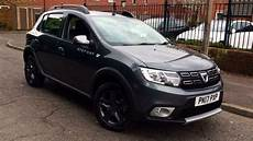dacia sandero stepway explorer 2017 dacia sandero stepway 0 9 tce se summit 5dr manual