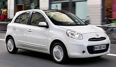 Automobiles Tout Savoir Sur Les Marques Nissan Micra
