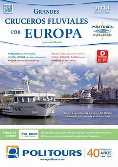 oropa web cat 225 logo politours crucero fluviales europa 2014 2015 by