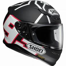 Shoei Nxr Marc Marquez Black Ant Replica Moto Gp Motorcyle