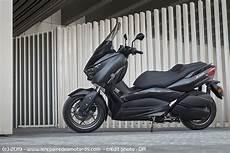 Essai Scooter Yamaha Xmax 300 Iron Max