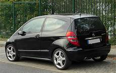 File Mercedes A Klasse Coup 233 Avantgarde C169 Rear