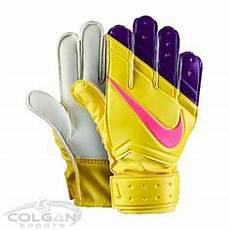 popular equipment gloves nike gk match sports tp nike confidence goalkeeper gloves yellow with black