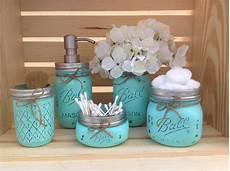 Buy Jar Bathroom Set by Jar Bathroom Set Jars Bathroom Decor Bridal By