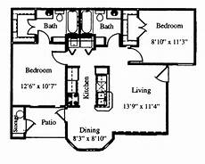 2br house plans 2br 2ba 842 sq ft 1 000 1 025 arrowhead park