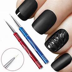 1 pcs print follwer nail pull pen design nail art tools