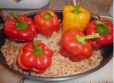 gefüllte paprika mit reis gef 252 llte paprika mit hackfleisch und reis 2005