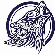 celtic wolf tatoo stock vector 140113570 istock